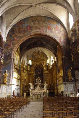 l'église de l'isle-sur-la-sorgue