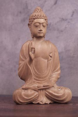 Madras Zimmer, Zen Stimmung