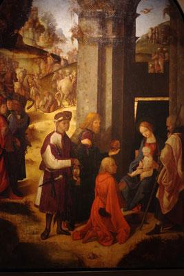 le petit palais, die wichtigste  italienischen Malerei Sammlung in Frankreich