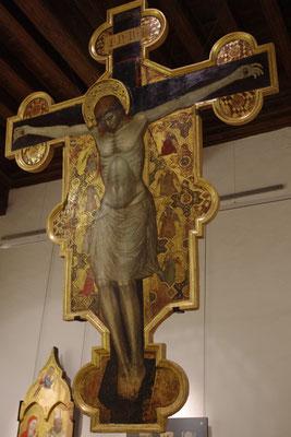 le petit palais, christ en croix