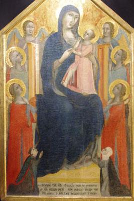 le musée du petit palais, peinture italienne