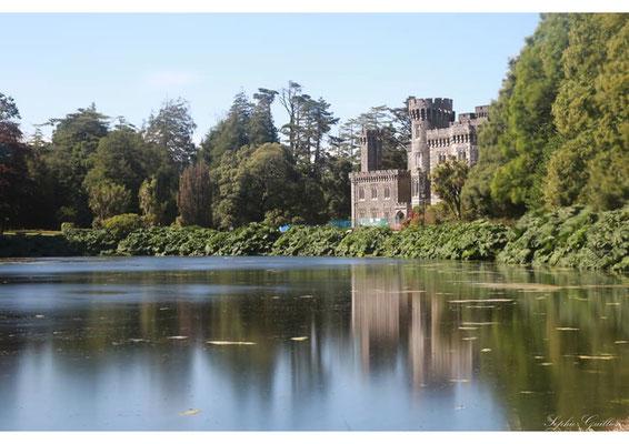 Irlande château
