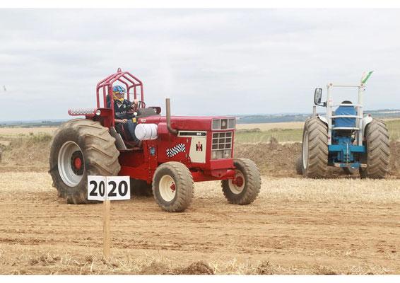 Irlande tracteur