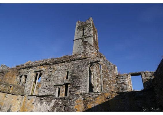 Irlande ruines