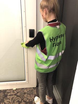 Corona-Hygienemaßnahmen Parkhotel Schillerhain