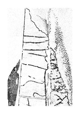 Matière grise, 21*29.7 cm, 2019