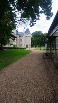 Château dela Grille # le clos des roses