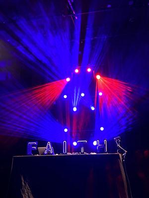 Live Stream mit DJ Faith, Stuttgart