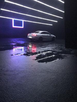"""Mercedes Benz """"The new CLA"""", AKKA Studios"""