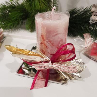 Weihnachts-Kerze