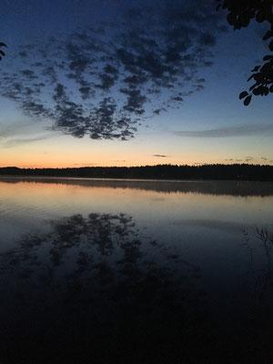 Wunderschöne Natur hat uns durch Schweden begleitet