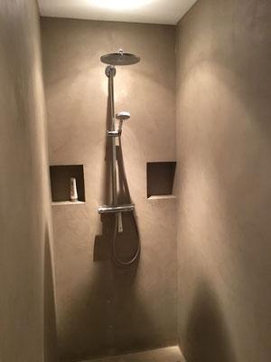 Beton ciré dusche #Interior #Wohnen #Style