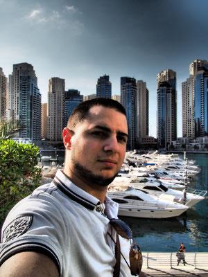 Dubai Marina Wonderlust King
