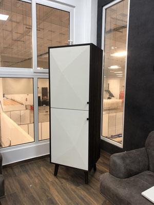 Mueble bar con 2 puertas