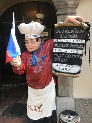 Ljubljana Tipps Essen und Trinken