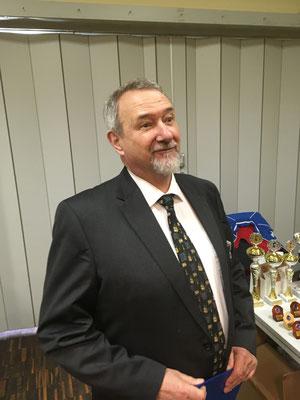 Sympathischer Beritensportreferent Hugo Schulz