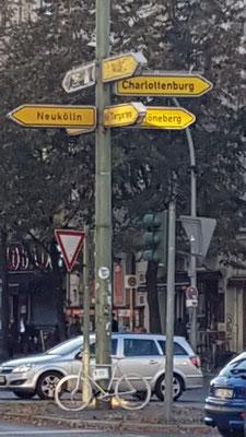 Cilingir unterwegs in Neukölln Kreuzberg