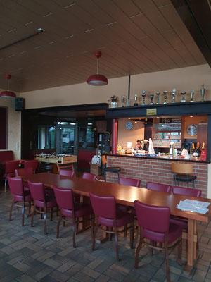 SSV Vereinsheim Innenraum und Bar