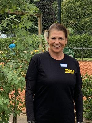 Sportwart intern Susanne Rose