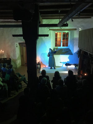 erdengold&grünzeugzauber - mystischer Erzählabend in der Oberen Mühle, Oltingen