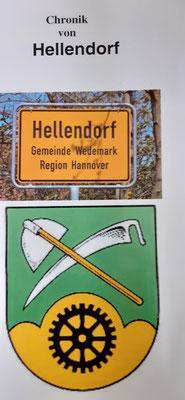 Chronik von Hellendorf von Wilhlem Balke