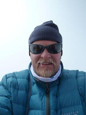 Gipfel-Selfie