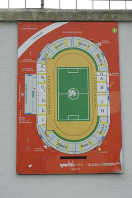 Stadion Niederrhein, Rot Weiss Oberhausen