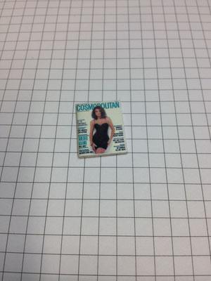 Zeitschrift Cosmopolitan in 1:18  :-)
