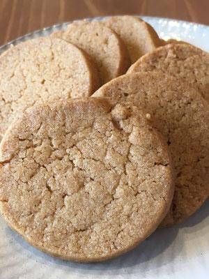 古代小麦のクッキー2枚入り165円