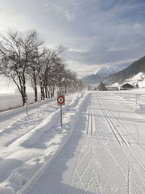 Cross country Davos