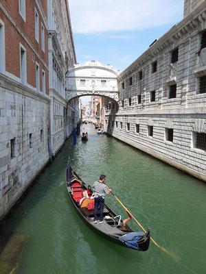 Gondoliere Venice
