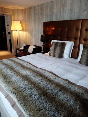 Deluxe Room at Grischa Davos