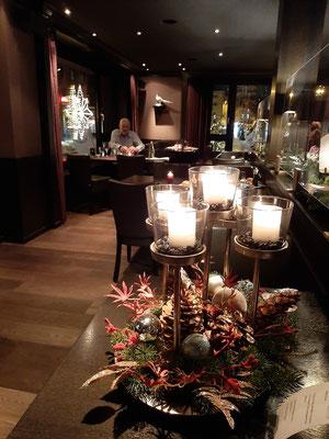 Restaurant at Grischa Davos