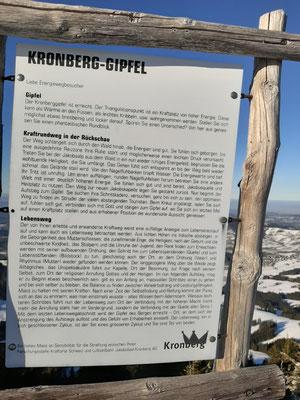 At Peak Kronberg - Appenzell