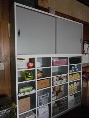 オーダー家具 整理棚