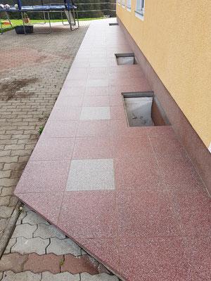 Oberflächenschutz außen Kröpfel & Krain Estriche
