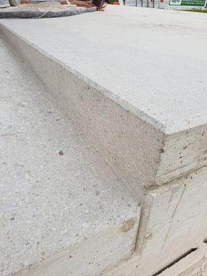 Bodenplatte trocken schleifen
