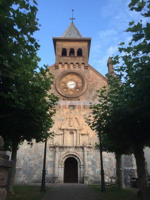 Chiesa di San Nicola di Bari e Burguete