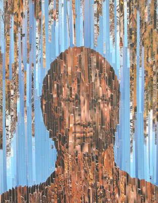 Leni, 50 x 40 cm, 2009