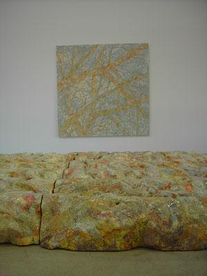 Installation view, Galerie Dogenhaus, Leipzig, 2005