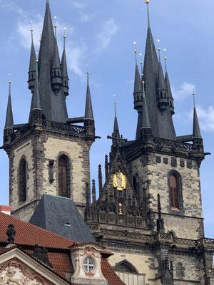 Sightseeingtour durch Prag