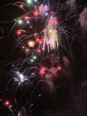 Feuerwerk Brühlsche Terrasse