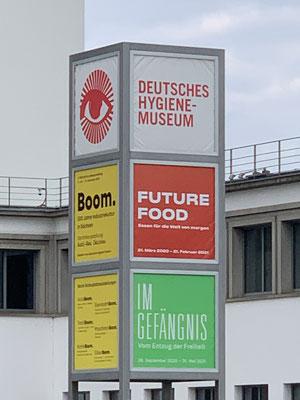 Ausstellungen im Hygiene-Museum Dresden