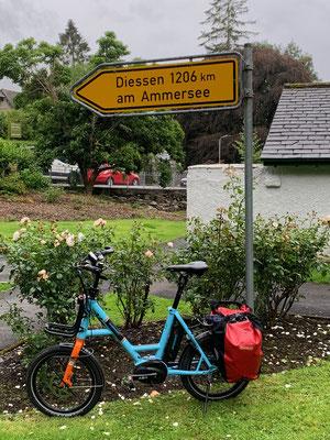 Twin-Town Dissen in Germany, Windermere