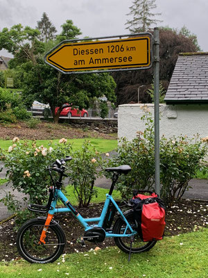 Twin-Town Dissen in Germany, Windermere