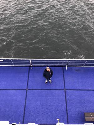 River Tyne, Foto Kai Czechau