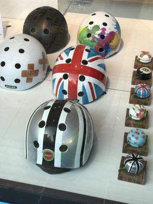 Helme von schön bis lässig