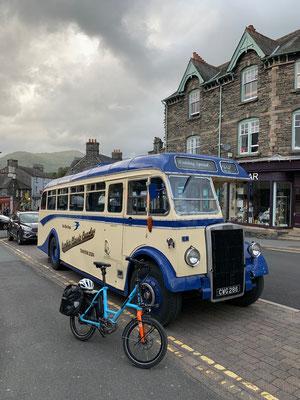 Bus Stop, Ambleside