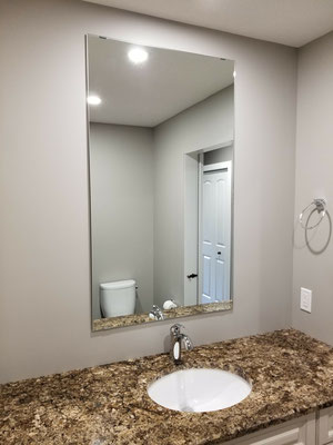Home renovation bathroom remodel