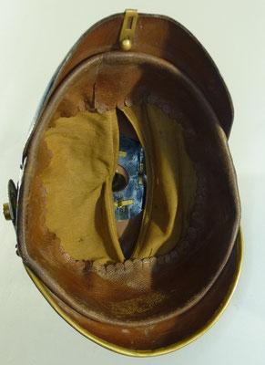 casque à pointe bavarois